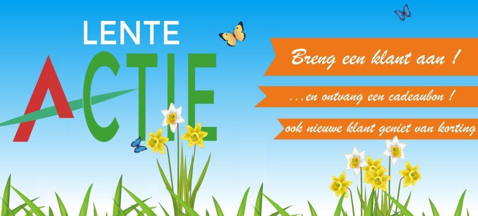 Lente Actie !